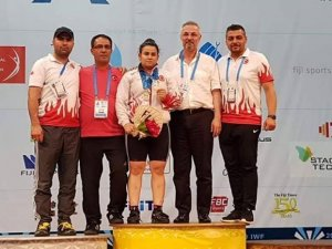 Dilara Narin olimpiyat şampiyonu