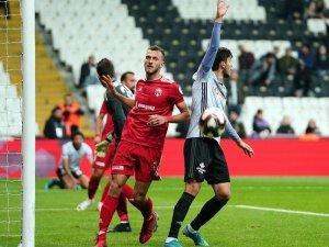 Ziraat Türkiye Kupası: Beşiktaş: 3 - 24 Erzincanspor: 0 (Maç sonucu)