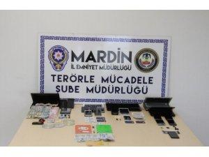 Mardin'de FETÖ operasyonu: 9 gözaltı