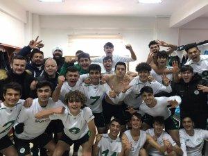 Konyaspor U17: 3  Bursaspor U17:0