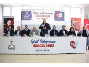 Darıca'ya 61 milyon TL'lik yatırım müjdesi