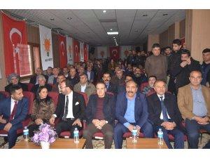 AK Parti'nin delege seçimine yoğun katılım