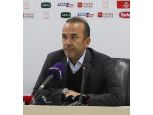 """Mehmet Özdilek: """"Bugün 3 puanı da alabilirdik"""""""