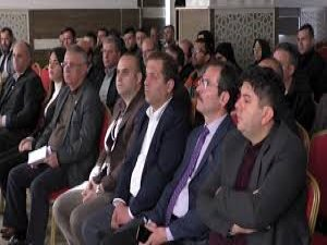 """Beyşehir'de """"e-dönüşüm"""" bilgilendirme semineri verildi"""
