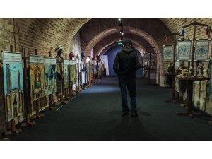 """""""Bir Zamanlar Selçuklu"""" sergisi ziyaretçilerini bekliyor"""