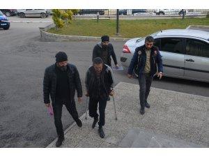 Karaman'da uyuşturucu sattığı iddiasıyla 1 şüpheli tutuklandı