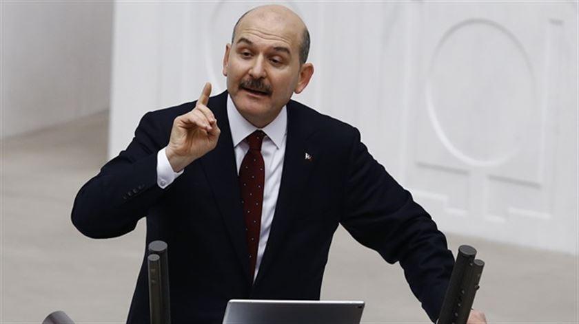 """İçişleri Bakanı Soylu'dan """"Las Tesis"""" tepkisi"""