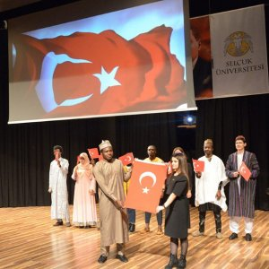 Selçuk Üniversitesinde Mehmet Akif Ersoy anıldı