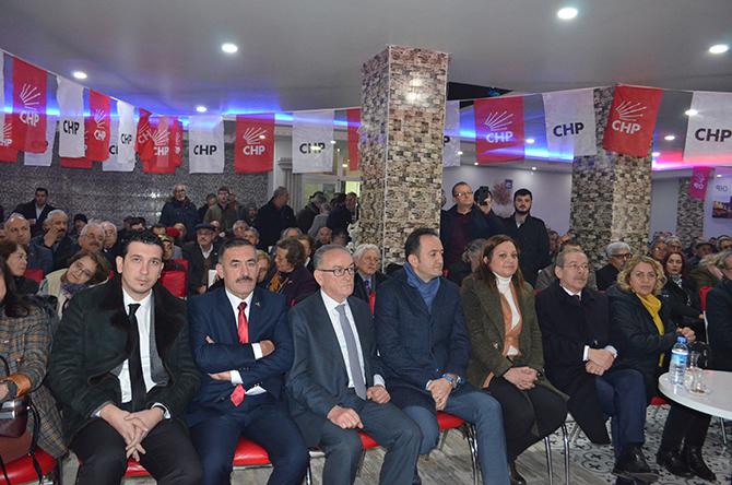 CHP Ilgın İlçe Başkanı Kozan, güven tazeledi