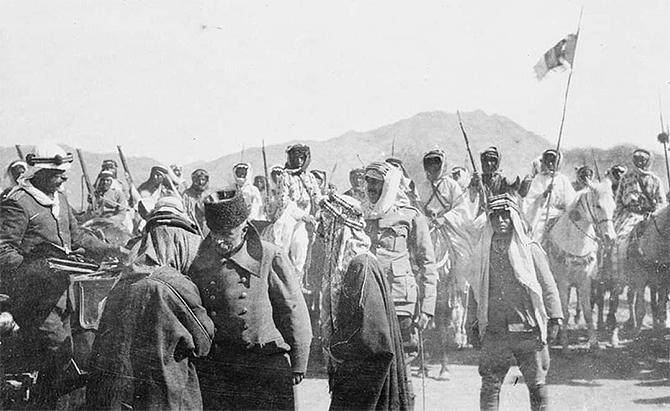 Medine Müdafii Fahrettin Paşa
