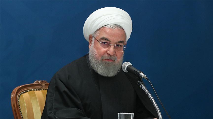 """İran Cumhurbaşkanı Ruhani: """"Affedilemez bir hata"""""""