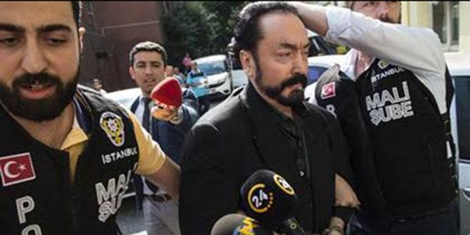 Adnan Oktar suç örgütüne ilişkin yargılamaya devam edildi
