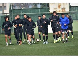 Manisa FK'da Hacettepe hazırlıkları devam ediyor