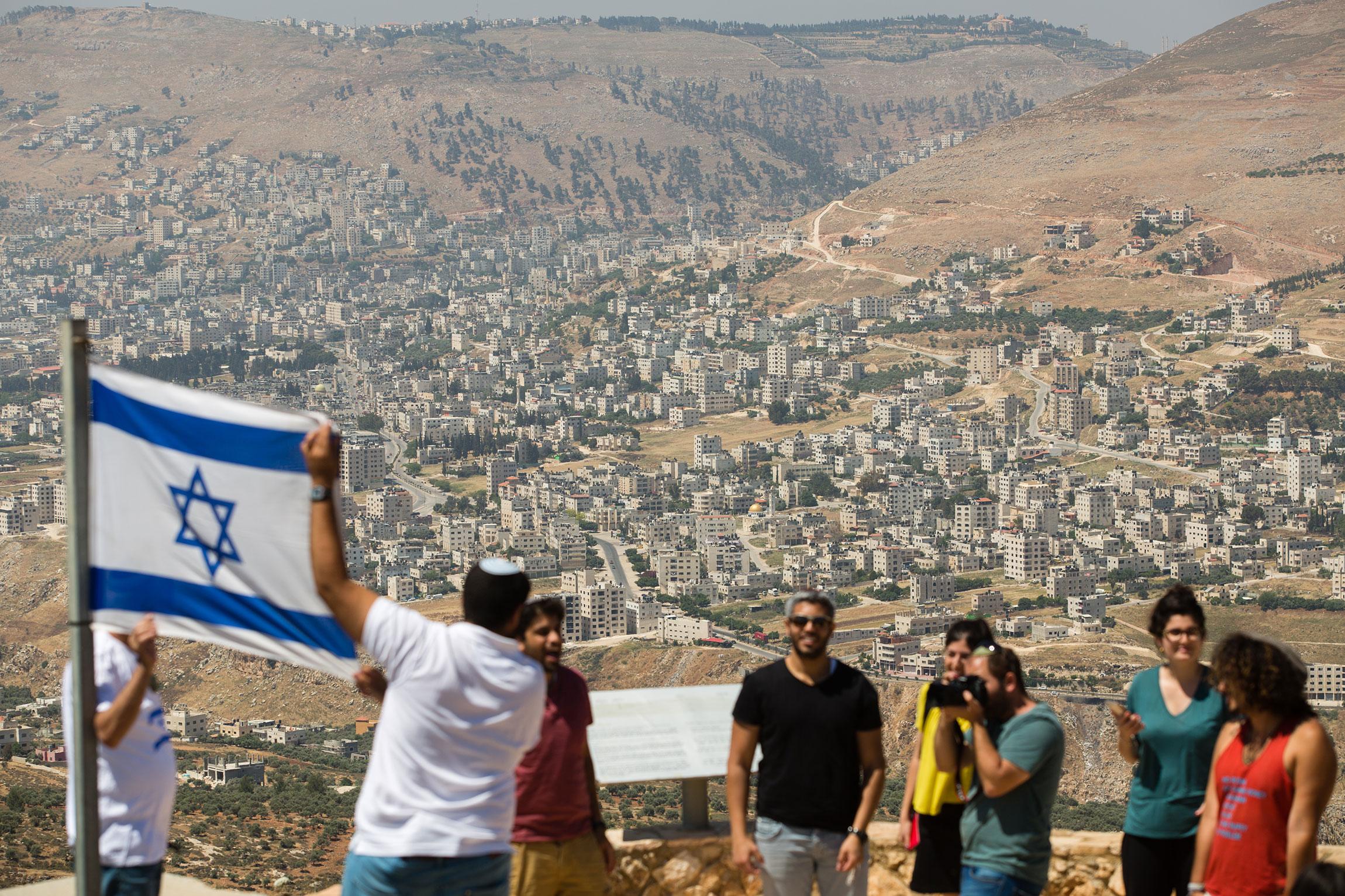 """Ürdün'den İsrail'in """"Yahudi yerleşimciler için doğa koruma alanı"""" ilanına kınama"""