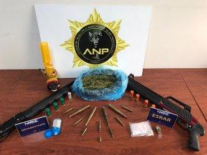 Adana'da uyuşturucu operasyonunda 16 şüpheli yakalandı