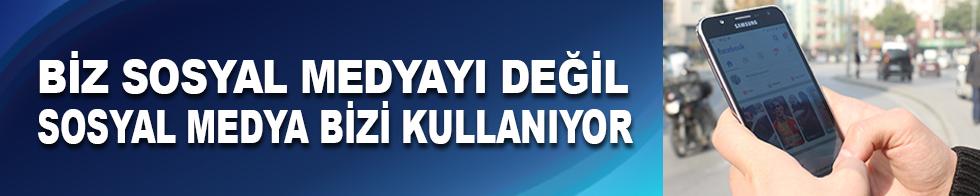 Prof. Dr. Yavuz Selvi: Biz sosyal medyayı değil, sosyal medya bizi kullanıyor