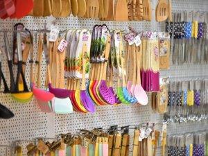 Konya'daki mağazalar, baharda vitrinlerini avantajlı fiyatlara yenileyecek