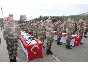 Amasya'da 6 bin 300 bedelli asker yemin etti