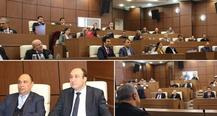 İl Genel Meclisi üyelerine KOP tarım projeleri tanıtıldı