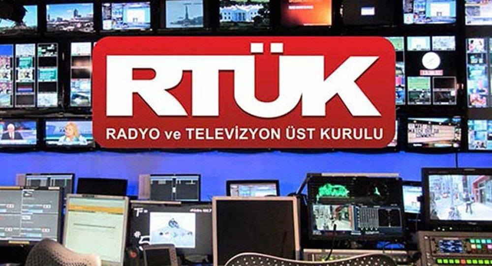 Radyo ve Televizyon Üst Kurulu üzücü deprem olayı ile alakalı radyo ve televizyonlardaki provokatif yorum ve haberler için inceleme başlattı