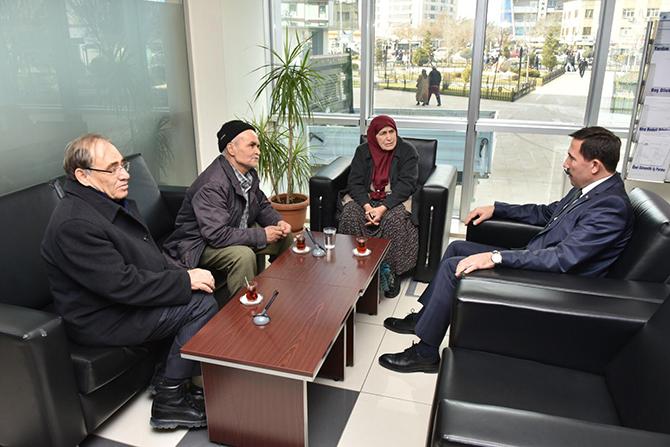Karatay 'Hizmet Masası' çözüm merkezi oldu
