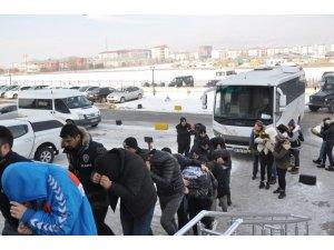 0850'li hatlara Kars polisinden 33 milyonluk operasyon