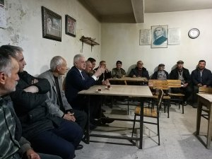 """Burhaniye Belediye Başkanı Ali Kemal Deveciler """"Kapımız hep açık"""""""