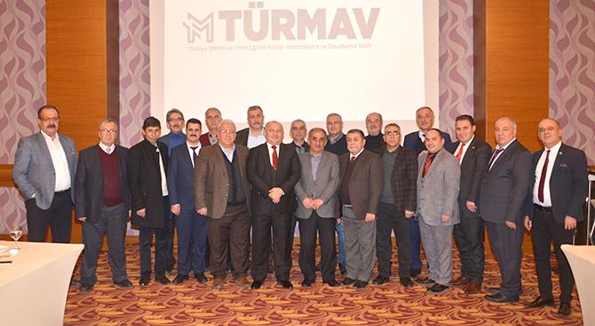 TÜRMAV Sosyal Tesis Projesi tanıtıldı