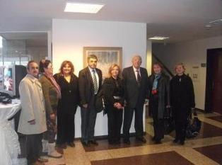 DPden Türk Japon Vakfı'na ziyaret