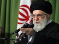 """Hamaney: """"İran, ABD ile yeni bir müzakere başlatmayacak"""""""