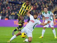 Fenerbahçe ile Atiker Konyaspor 31. randevuda