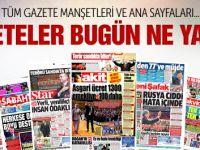 Gazeteler Günlük ve Ulusal Gazeteler Gazete Manşetleri Haber