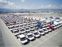 Otomotiv endüstrisinden ocak ayında 1,5 milyar dolar ihracat
