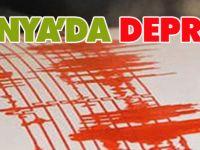 Son Dakika! Konya'da deprem