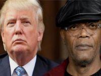 Ünlü oyuncu Jackson canlı yayında Trump'a küfür etti