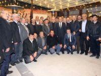 Beyşehir'de üç ilçenin mahalle muhtarları buluştu