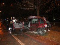Konya'da otomobil ağaca çarptı: 1 ölü
