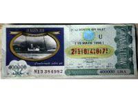 Türkiye'nin enflasyon serüveni piyango biletlerinde