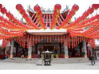 Malezya Çin yeni yılına hazır