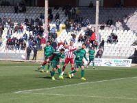 Bandırmaspor-Konya Anadolu Selçukspor:0-1