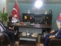 KKTC Din İşleri Başkanı'ndan Diyanet-Sen'e Nezaket Ziyareti