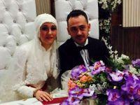 Havvanur ile Mehmet Emin Uslu evlendi