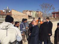 Kalfalar Hasanköy hemzemin geciti Cuma günü açılıyor