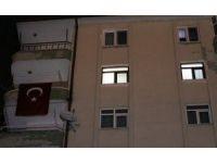 Şırnak'taki polis aracına saldırı