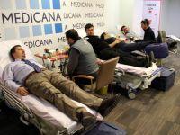 MEDİCANA'dan Kızılay'ın kan bağışı kampanyasına destek
