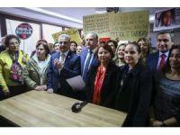 CHP'li kadınlar Özgecan Aslan'ı andı