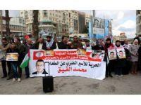 İsrail hapishanelerindeki Filistinli tutuklular
