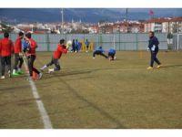 Boluspor'da Karşıyaka maçı hazırlıkları