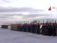 Şehit Polis Memuru Yılmaz'ın Cenazesi, Konya'ya Getirildi