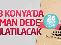 Yalsızuçanlar TYB Konya'da